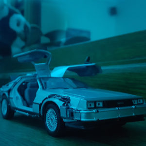 escape game 1987 dolorean