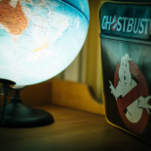escape game 1987 ghostbusters